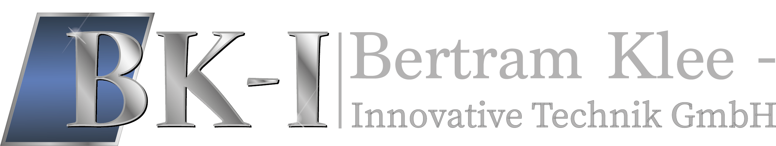 Logo Betram Klee Innovative Technik GmbH - World of Metal Processing