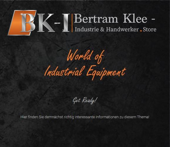 BKI - World of Industrial Euqipment