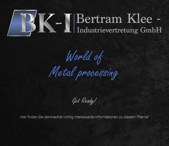 BKI - World of Metal processing